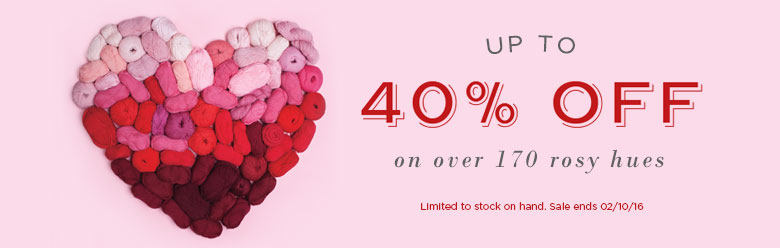 Red + Pink Sale