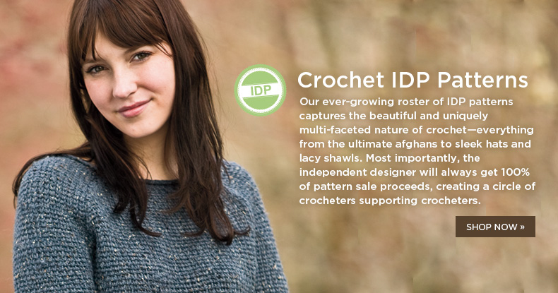 Crochet IDP Patterns