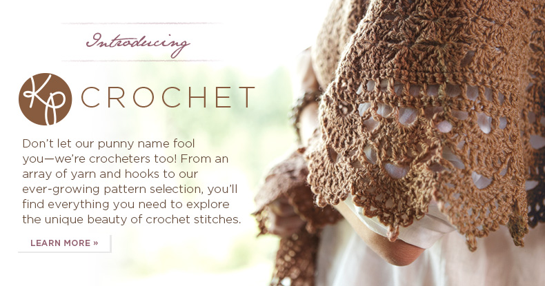 KP Crochet Introduction
