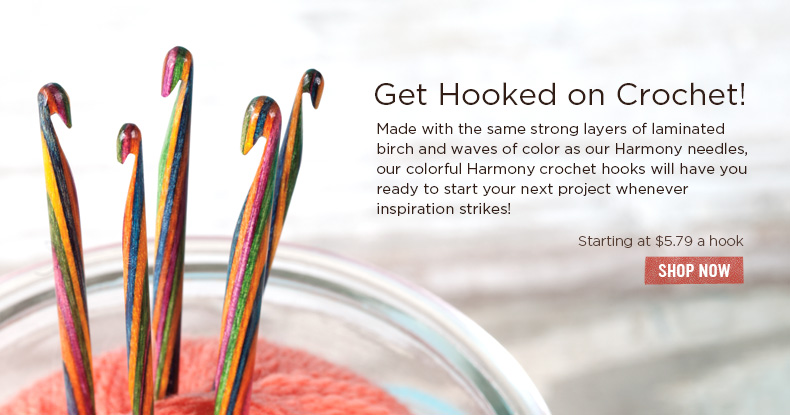 Get Hooked On Crochet
