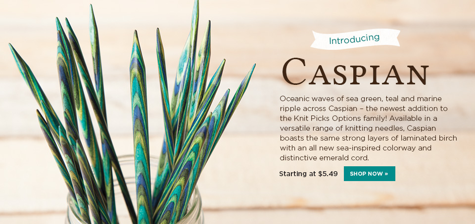 Introducing Caspian Needles