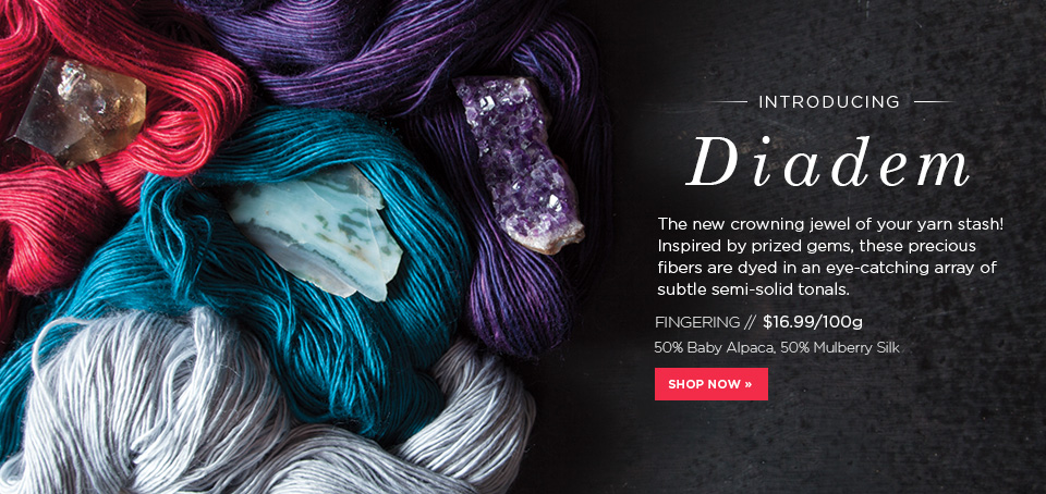 Introducing Diadem