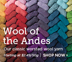 Wool Of The Andes Knitting Yarn