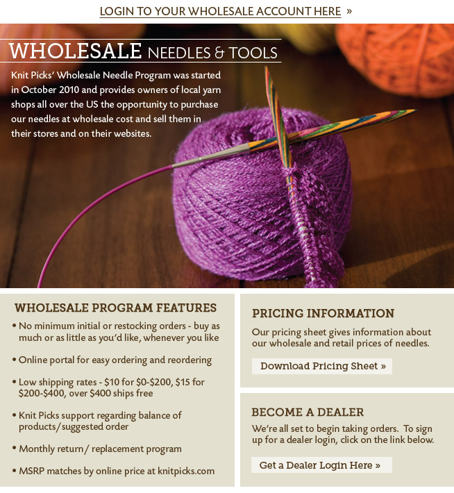 Wholesale Needles