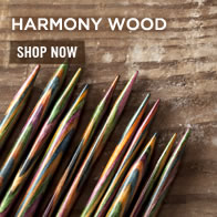 Harmony Wood Knitting Needles