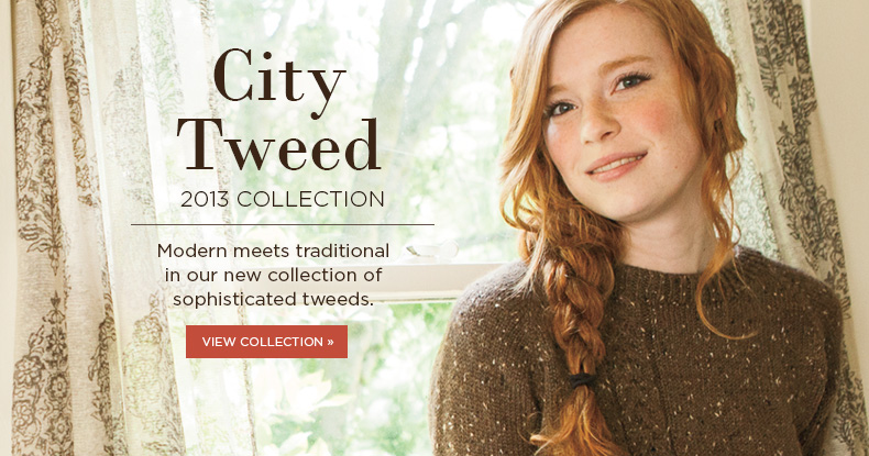 City Tweed Collection