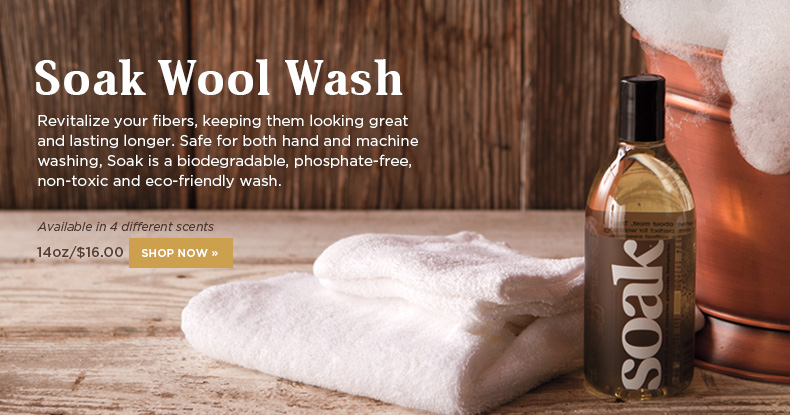 Soak Wool Wash