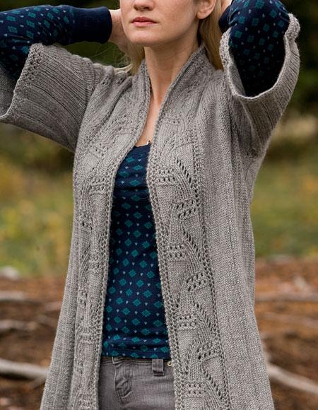 Agatha Cardigan Pattern - Knitting Patterns and Crochet ...