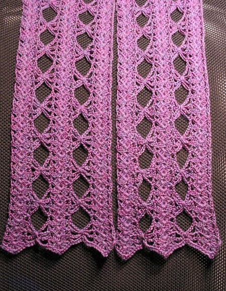 Knitting Butterfly Stitch Pattern : Spring Butterfly Crochet Set - Knitting Patterns and Crochet Patterns from Kn...
