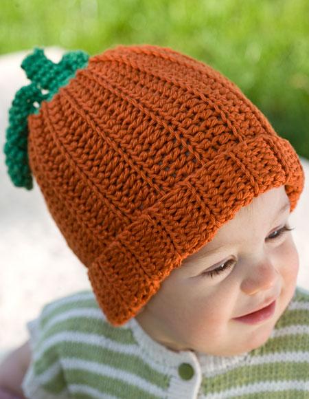 Free Crochet Pumpkin Booties Pattern Manet For