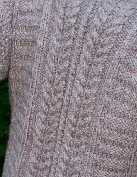 Knitting Irish Stitches : Patrick: An Irish Lads Jacket - Knitting Patterns and Crochet Patterns f...