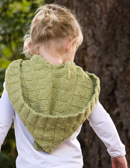 Knitting Pattern Hood Cowl : Kombu Moebius Cowl & Hood for Child & Adult - Knitting ...
