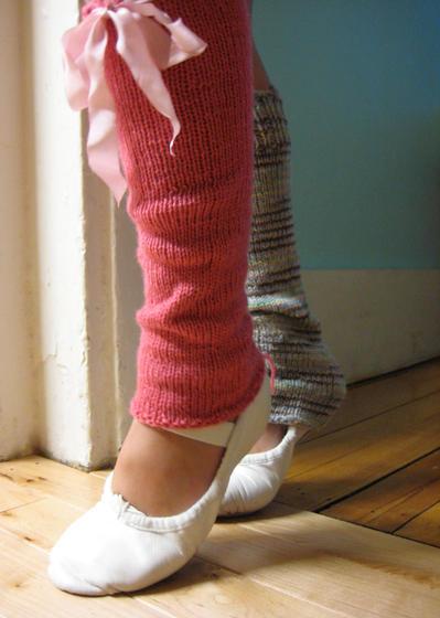 Free Knitting Patterns For Beginners Leg Warmers : Sweetheart Legwarmers - Knitting Patterns and Crochet Patterns from KnitPicks...