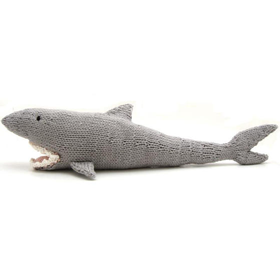 Shark! - Knitting Patterns and Crochet Patterns from ...