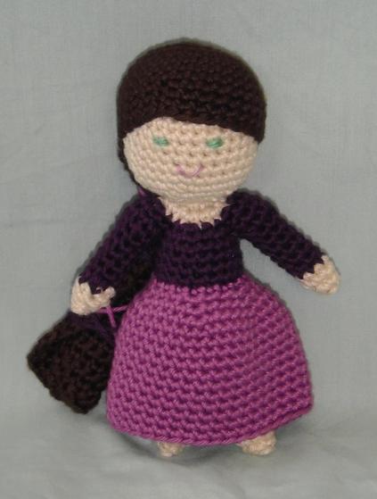 Amigurumi Star Wars Patrones Gratis : Rapunzel: Crochet Amigurumi Doll - Knitting Patterns and ...