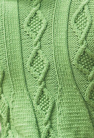 Knitting Pattern For Tunic Jumper : Tunic Sweater - Knitting Patterns and Crochet Patterns from KnitPicks.com