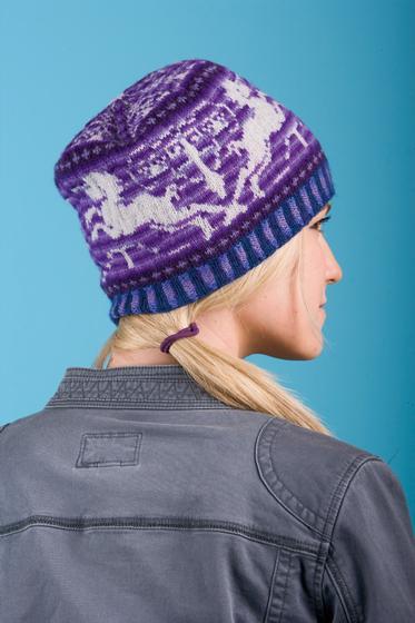 Unicorn Hat - Knitting Patterns and Crochet Patterns from KnitPicks ...