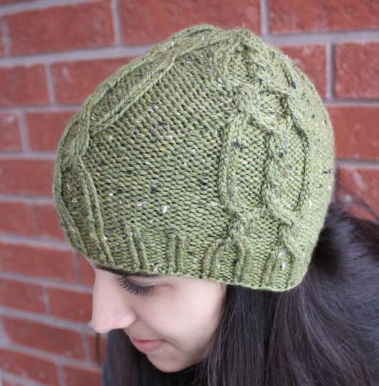 Knitting Pattern Toque : Mister or Missus Toque - Knitting Patterns and Crochet Patterns from KnitPick...
