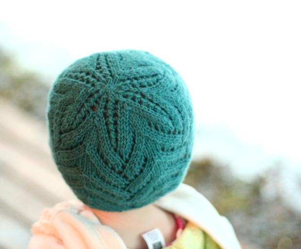 Pines Toque - Knitting Patterns and Crochet Patterns from KnitPicks.com
