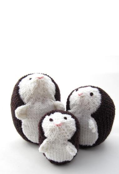 Small Hedgehog Knitting Pattern Free : Hedgehog Family - Knitting Patterns and Crochet Patterns ...