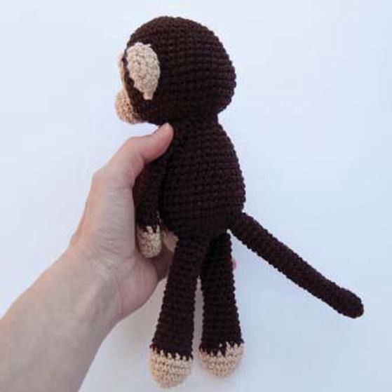Crocheting Business : Monkey Business! Crochet Toy - Knitting Patterns and Crochet Patterns ...
