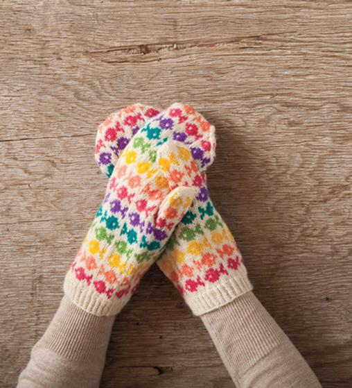 Knitting Pattern For Fish Mittens : Swedish Fish Mittens - Knitting Patterns and Crochet ...