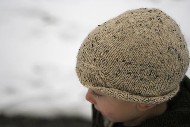 Arrow Toque - Knitting Patterns and Crochet Patterns from ...