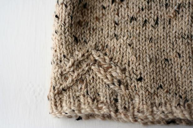 Arrow Toque - Knitting Patterns and Crochet Patterns from KnitPicks.com