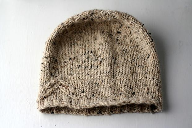 Knitting Pattern Toque : Arrow Toque - Knitting Patterns and Crochet Patterns from KnitPicks.com