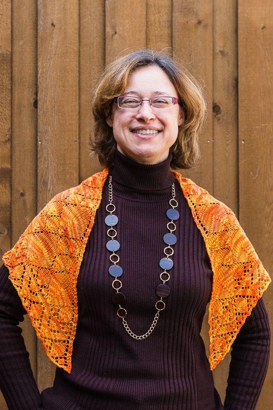 Flame Keeper Shawl Pattern - Knitting Patterns and Crochet ...