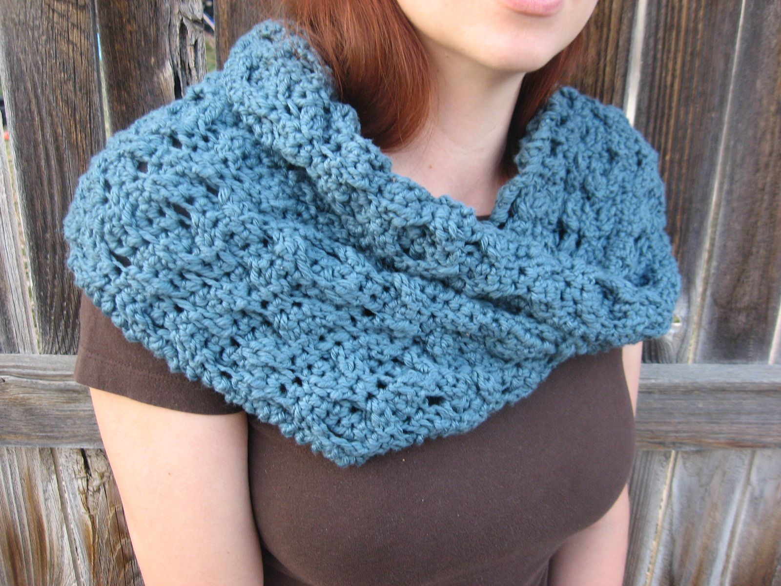 Warm your sweetheart crochet hat and cowl pattern knitting read reviews 0 bankloansurffo Gallery