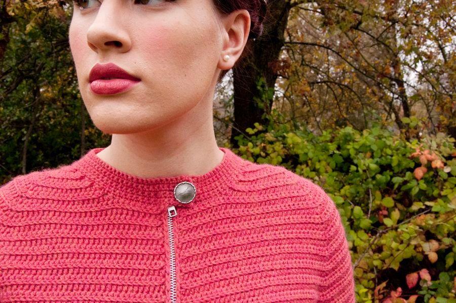Knitting Patterns For Elsa : Elsa Crochet Jacket Pattern - Knitting Patterns and Crochet Patterns from Kni...