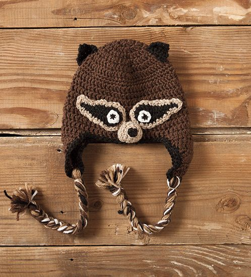 Domestic Zoo of Crochet Animals Hats Pattern - Knitting ...