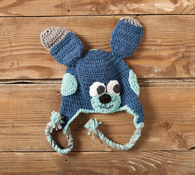 Free Crochet Patterns For Zoo Animals : Domestic Zoo of Crochet Animals Hats Pattern - Knitting ...