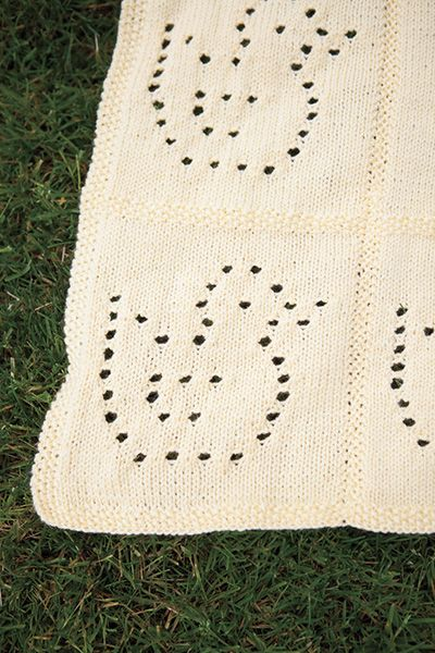 Knitting Pattern For You Are My Sunshine Blanket : Ducklings in the Sunshine Blanket Pattern - Knitting ...