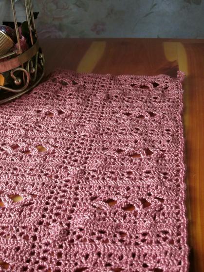 Free Crochet Patterns For Dresser Scarves : Image Dresser Scarf Crochet Pattern Download