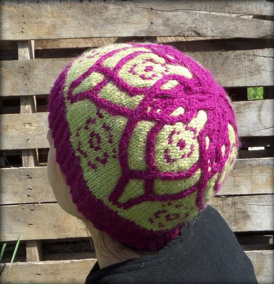 Cool Cat Hat - Knitting Patterns and Crochet Patterns from KnitPicks.com