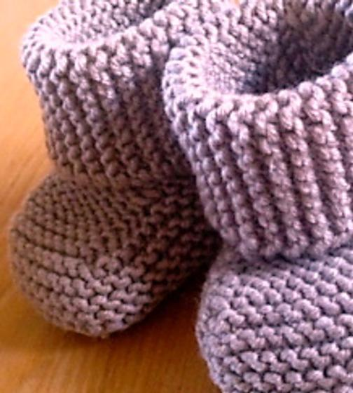 Oh Baby! Baby Booties - Knitting Patterns and Crochet ...