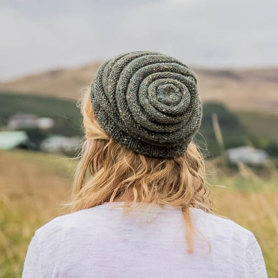 Cestari Toque - Knitting Patterns and Crochet Patterns from KnitPicks.com