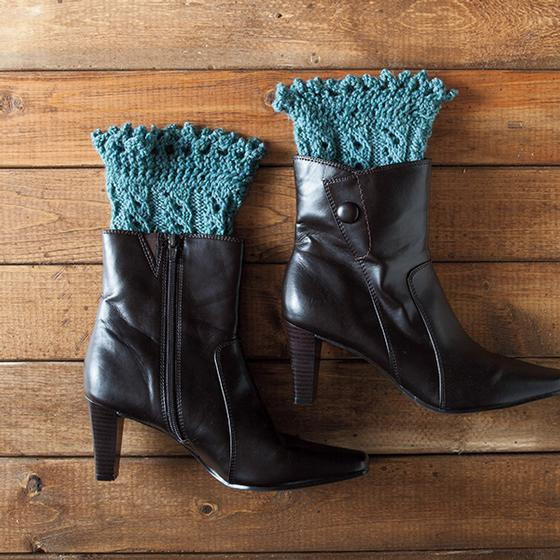 Free knitting patterns for boot toppers anaffo for pikabu boot toppers knitting patterns and crochet patterns from knitpicks dt1010fo