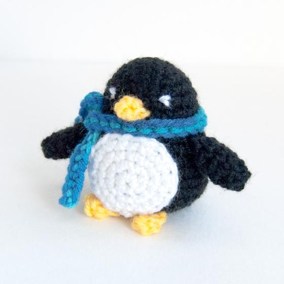 Amigurumi Penguin Pattern : Little Penguin Amigurumi - Knitting Patterns and Crochet ...