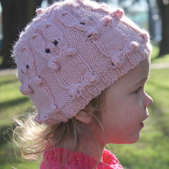 Knitting Patterns Hats Animals : Big Top Animal Hats - Knitting Patterns and Crochet Patterns from KnitPicks.com