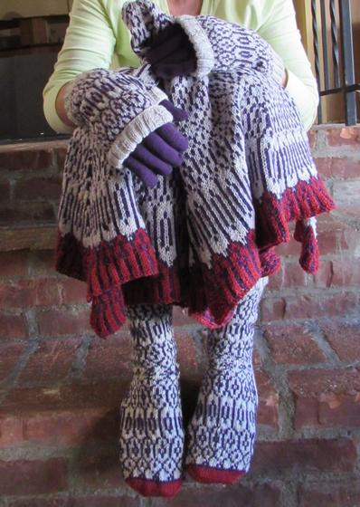 Zen Knitting Patterns : Zen the socks knitting patterns and crochet