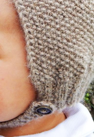 Pixie Hood - Knitting Patterns and Crochet Patterns from ...