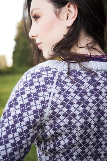 Boyfriend Jumper Knitting Pattern : Argyle Boyfriend Sweater - Knitting Patterns and Crochet ...