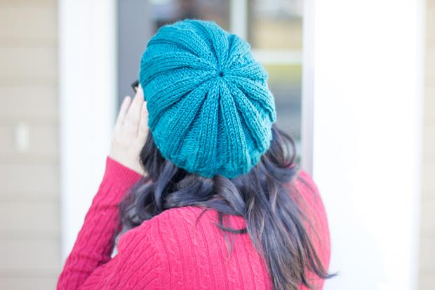 Hipster Knitting Patterns : Hipster Hat (Fitted and Slouchy) - Knitting Patterns and Crochet Patterns fro...