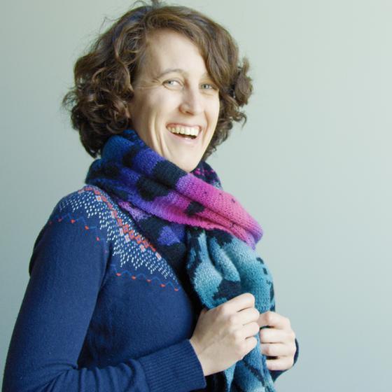 paradise sunset scarf knitting patterns and crochet