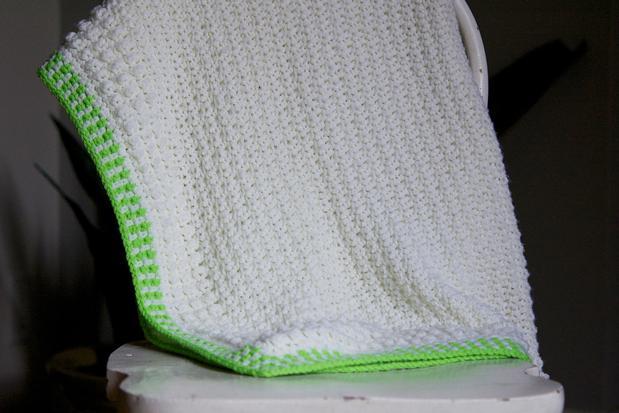 Textured Baby Blanket Knitting Pattern : Baby Texture Blanket - Knitting Patterns and Crochet Patterns from KnitPicks.com