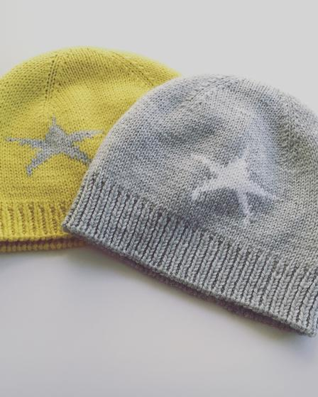 Star Hat - Knitting Patterns and Crochet Patterns from KnitPicks.com