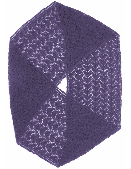 Mobius Scarf Pattern - Knitting Patterns and Crochet Patterns from KnitPicks.com